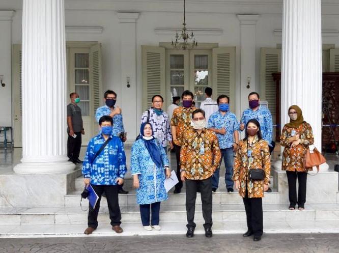 INKINDO DKI Jakarta telah menyalurkan sumbangan wabah Covid-19