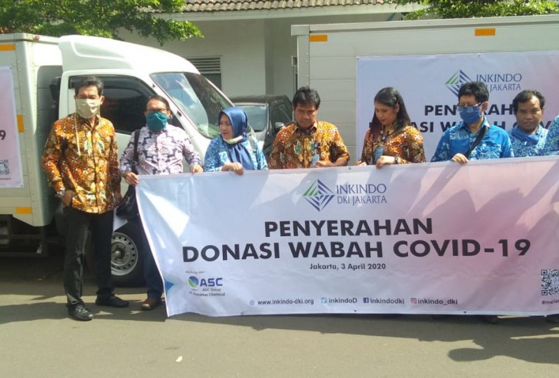 Bantuan Inkindo Mengalir Buat Jakarta, Sembako Jadi Perhatian Utama