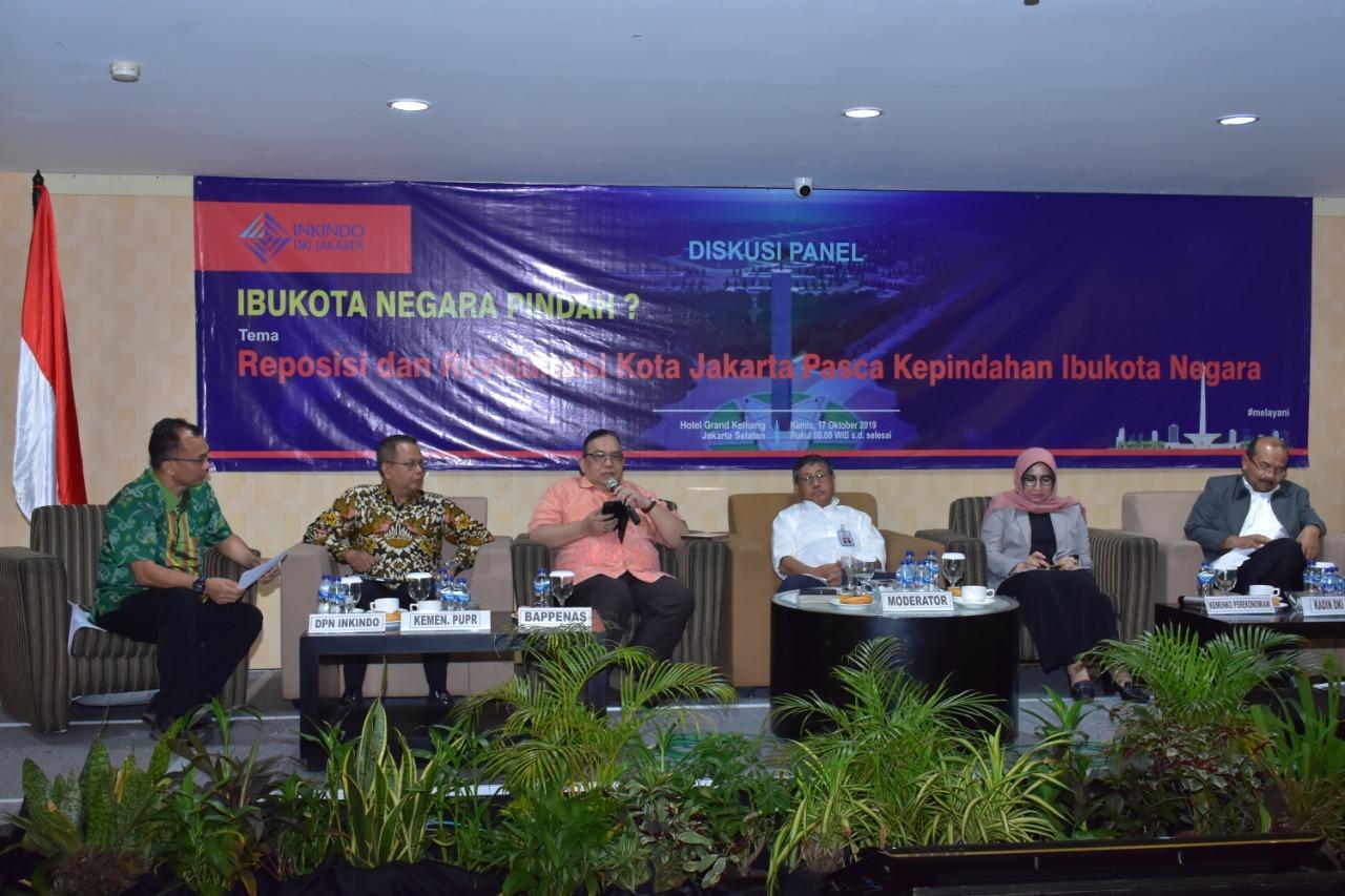 DPP INKINDO DKI Jakarta Komitmen Jaga Pertumbuhan Ekonomi Pasca Kepindahan IKN