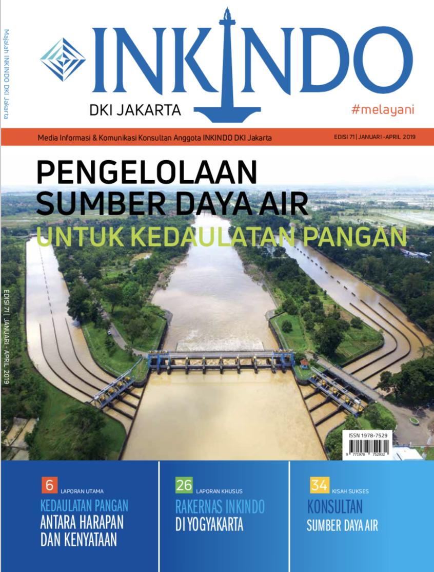 Majalah INKINDO DKI Edisi 71