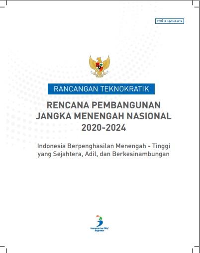 Rencana Pembangunan Jangka Menengah Nasional 2020-2024