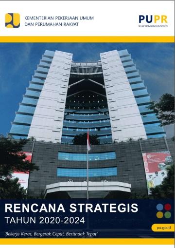 Rencana Strategis Tahun 2020-2024